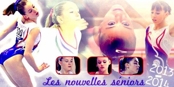 Saison 2013-204 : la Génération des 1998 entre en piste !