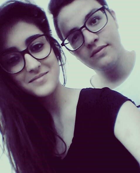 Moi et mon frère :)