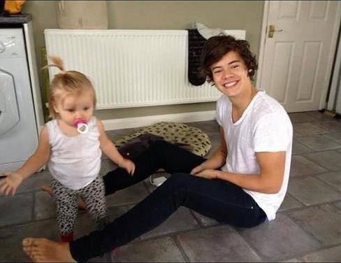 Lux et Harry so cute *-*
