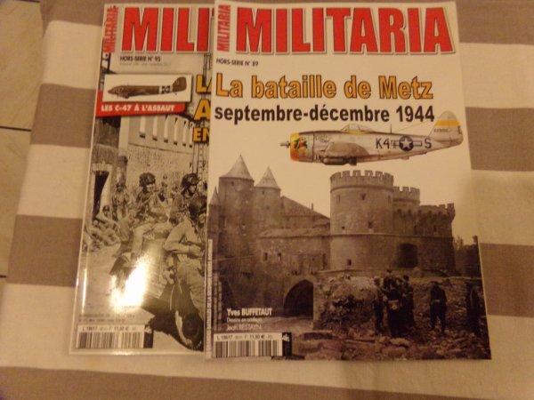 revue militaria hors serie n 89 n 95