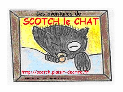Les aventures de Scotch le Chat