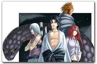 Chapitre 1 : Alliance à Konoha