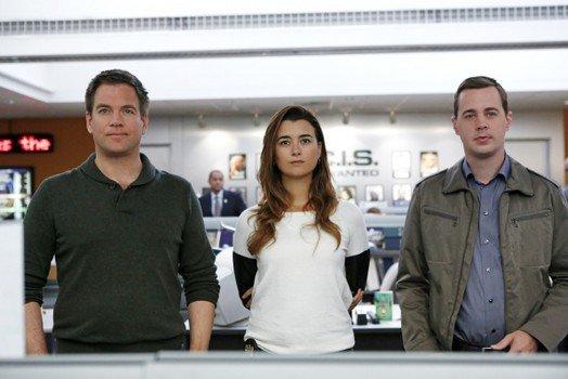 Tony, Ziva et McGee