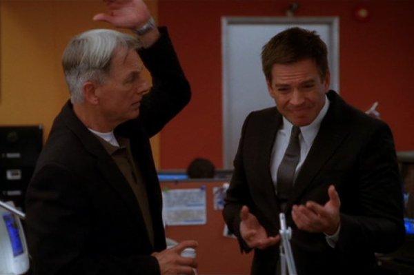 Gibbs et DiNozzo