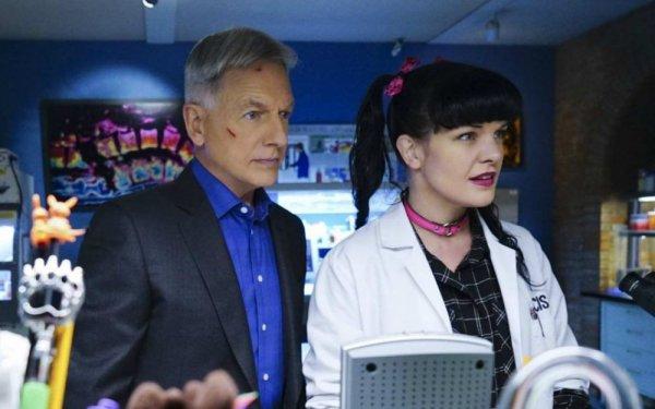 Gibbs et Abby