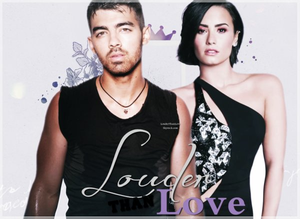 ∆ Louder Than Love ∆