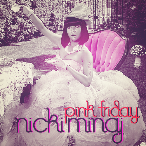 nicki minaj (pink friday)