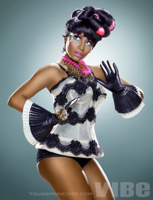 the fabulous NICKI !!
