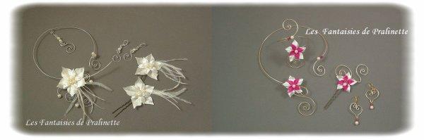 Idées parures de bijoux