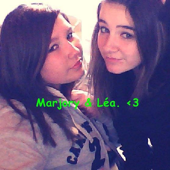 Marjory & ℓea. ♥