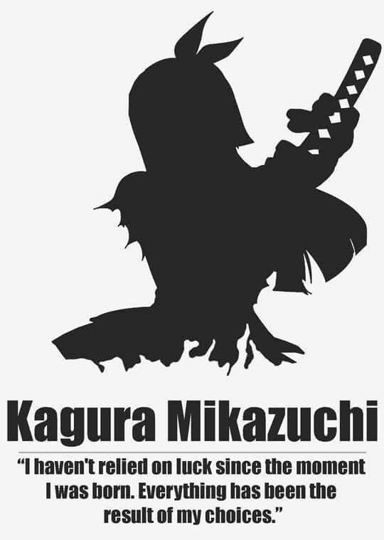 Kagura Mikazuchi ♥