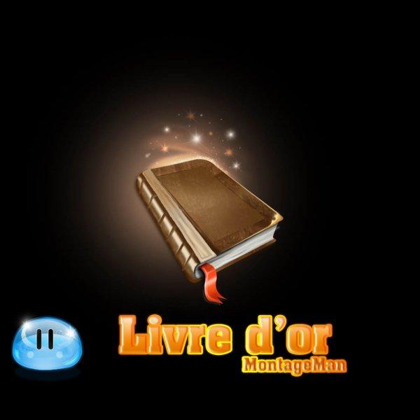 Livre D'or MontageMan