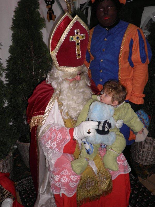 evan et saint nicolas