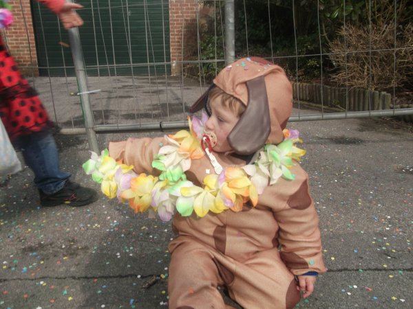 evan au carnaval de slins