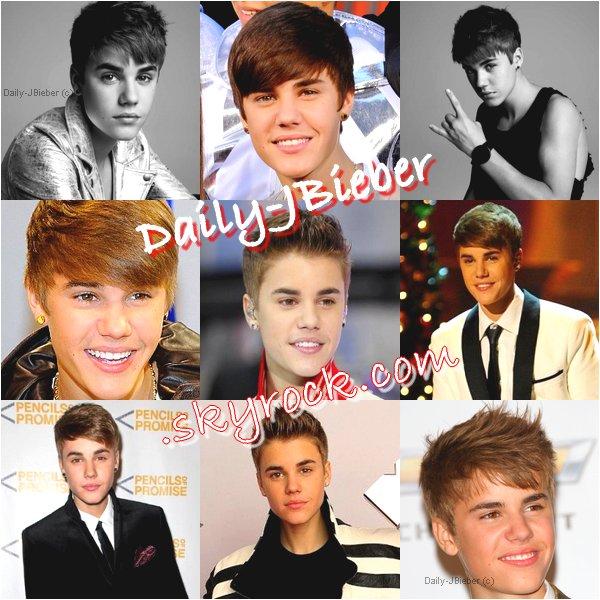 # Bienvenue sur votre site d'informations sur Justin Bieber !