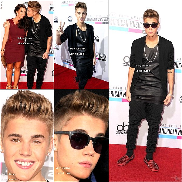 19/11/2012 :  Justin et Selena de nouveau ensemble, ils ont été aperçus au Benihana avec des amis à LA. Puis Justin a été photographié arrivant au gymnase Equinox.
