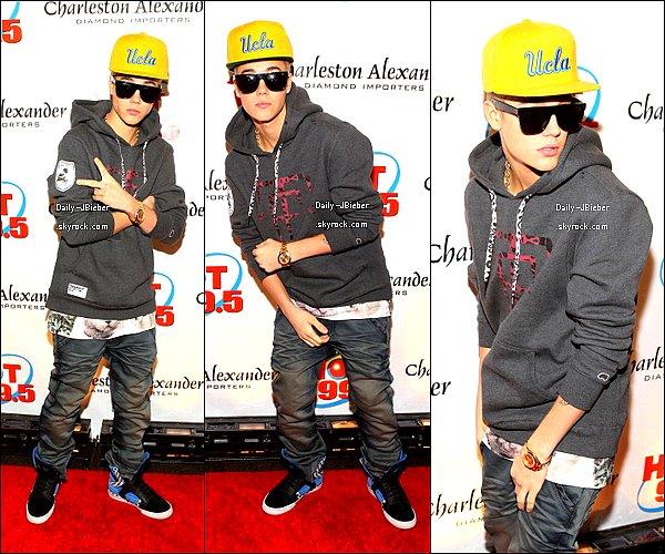 12/12/2012 :  Justin Bieber était à la célèbre émission de son amie The Ellen Degeneres Show.