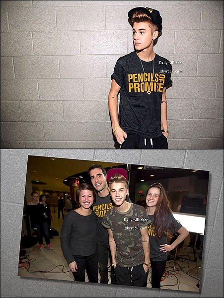 03/01/2013 :  Justin Bieber faisant la couverture du magazine Top Of The Tops, du mois de Janvier 2013.