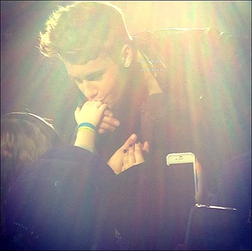 05/01/2013 :  Justin Bieber reprenant sa tournée mondiale à Salt Lake City, Etats-Unis.