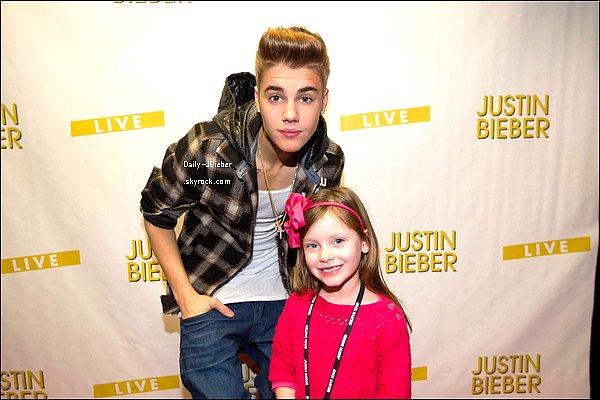 12/01/2013 :  Justin Bieber s'est produit sur la scène de San Antonio au Texas pour le Believe Tour.