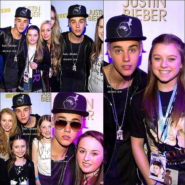 19/02/2013 :  Justin a été pris en photo par les paparazzis, quittant la boite de nuit Amika, à Londres.Top.