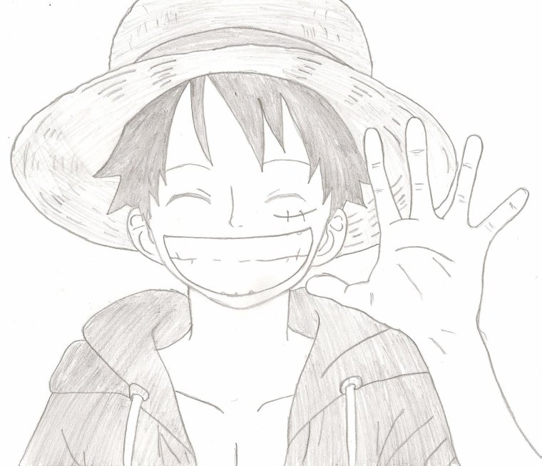 Happy Birthday Luffy !