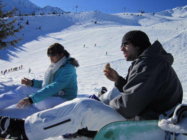 Tite sortie ski entre potes =p