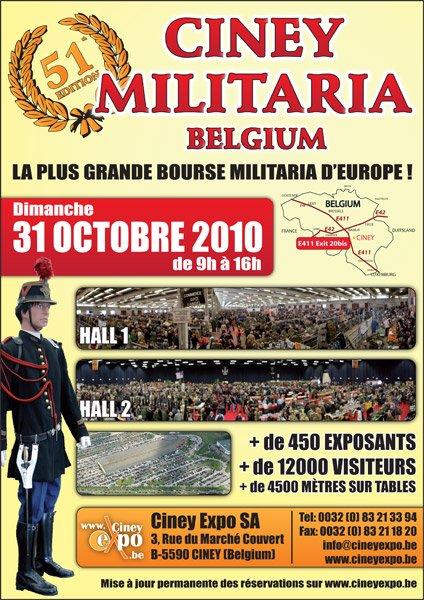 Ciney militaria