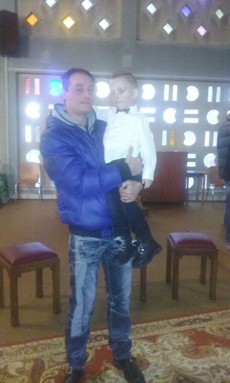 Le baptême de filleul