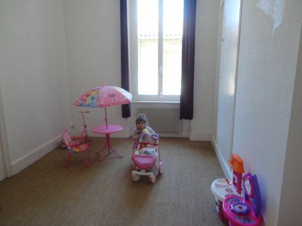 ma princesse dans sa chambre