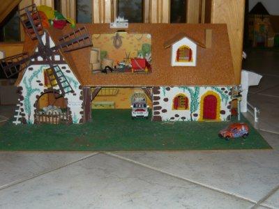 Maison principal de la ferme