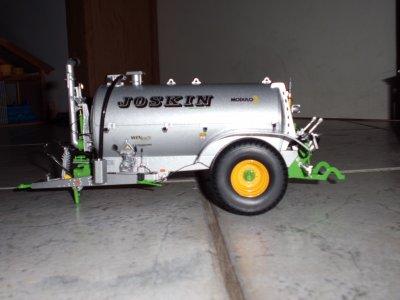 Nouveau tonneau Joskin
