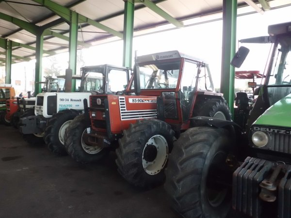 Porte ouverte 2012 (concession Fendt-Class) 2
