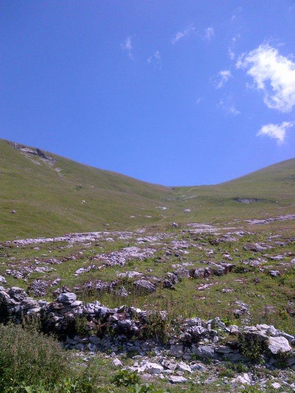 balade alpage à Merry [ Haute-Savoie ]