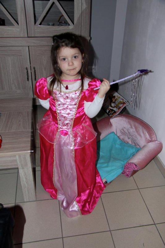 Soirée déguisée chez ma sister  ♥