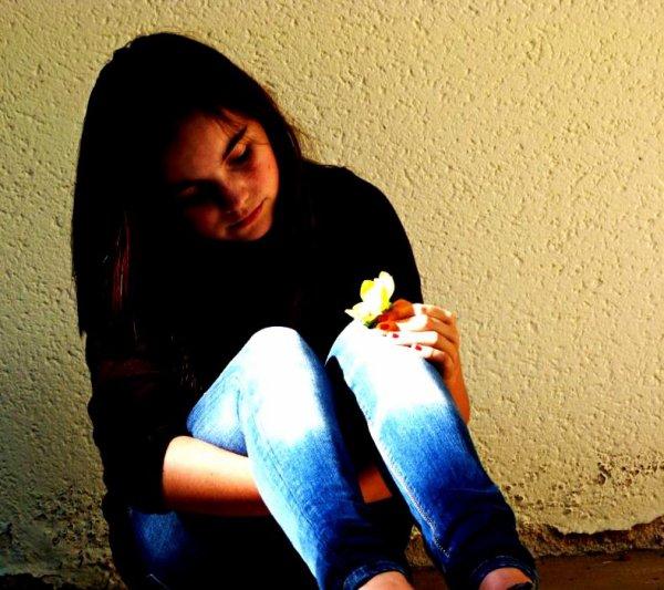 '' Sourie A la  vie , et elle  te  souriras '' -->Attend T'as crue que la vie c'étais Un BN ? :O