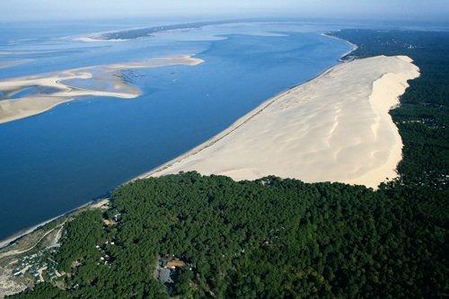 La dune du pyla, le paradis sur terre