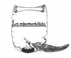Les répertorié(e)s.