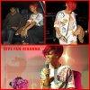 Rihanna & Matt + Rihanan conférence de presse
