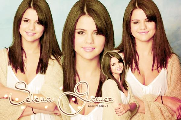 >KissPrecious { News : Biographie de Selena Gomez : Création : Décoration }