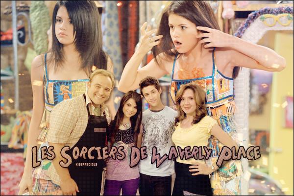 >KissPrecious { Série : Les Sorciers De Waverly Place (Saison 2) : Création : Décoration }