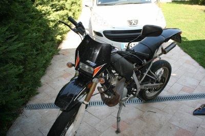 Xp6 noir changement kit deco