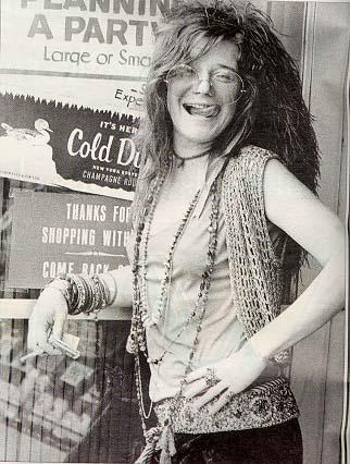 Janis Joplin présente au Woodstock '69