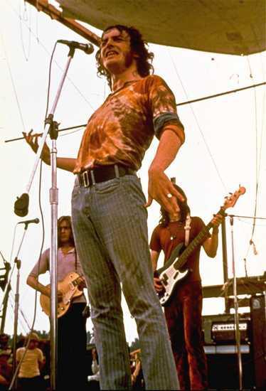 Joe Crocker présent au Woodstock '69
