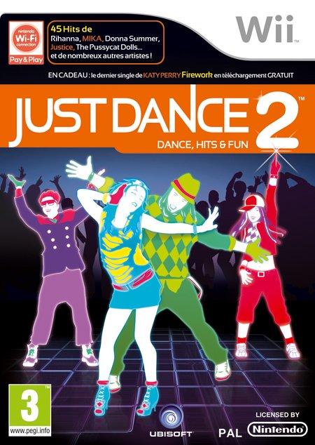 Just Dance 2 déjà dispo sur Wii !