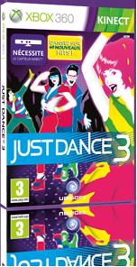 Just Dance 3Dispo sur Wii, Xbox et PS3 !