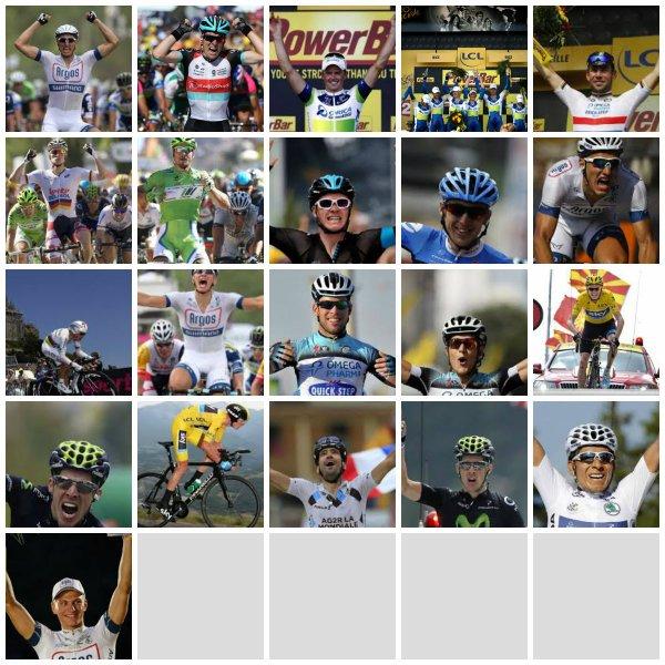 Tour de France 2013, la Centième !