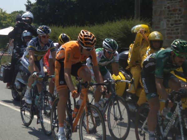 Etape 10 du Tour de France 2013
