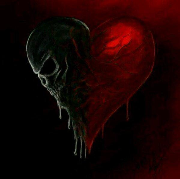 Mon coeur et blessé laisser moi me reconstruire