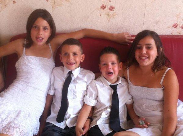 le mariage de la meilleur amie de ma fille